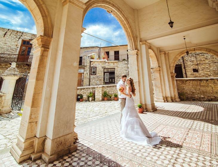 Свадебная фотосессия в Лимассоле