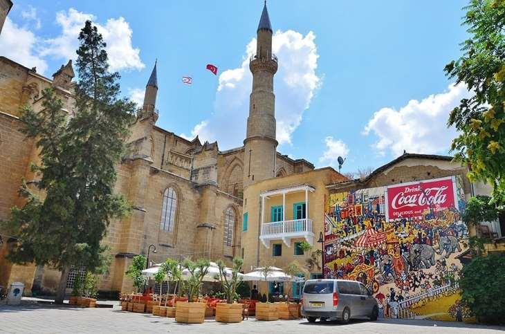 Столица Кипра Никосия