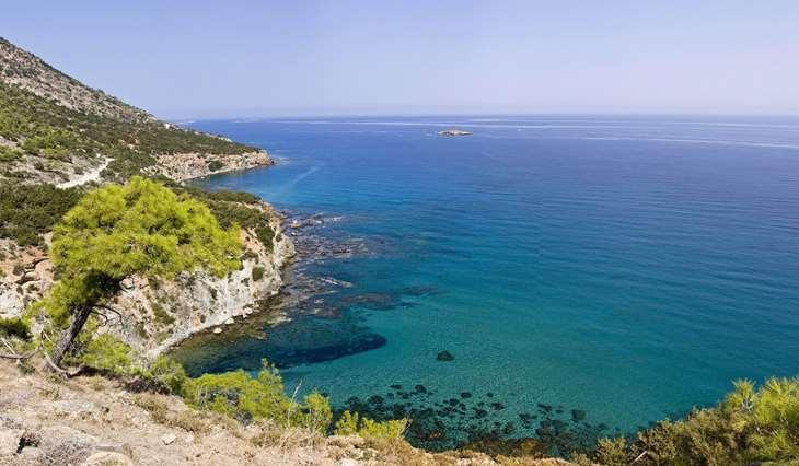 Живописный полуостров Акамас