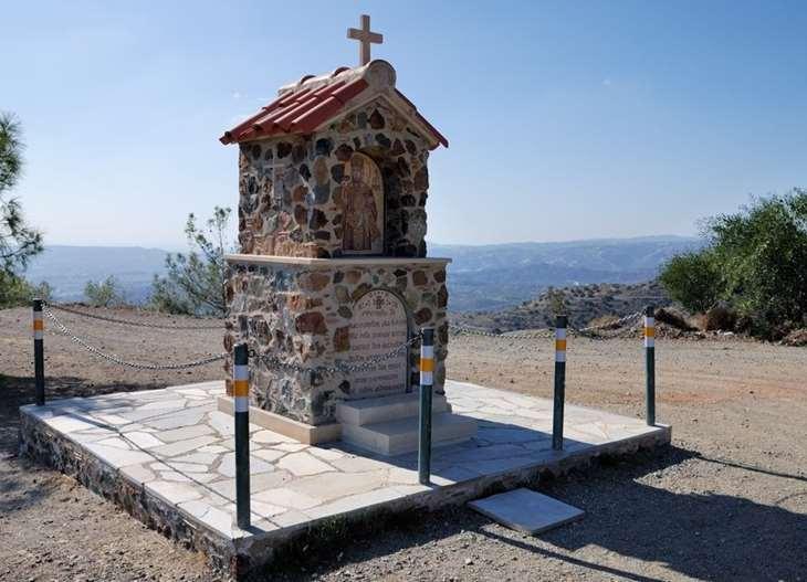 Святые места на Кипре