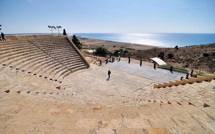 Археологический памятник-парк Курион