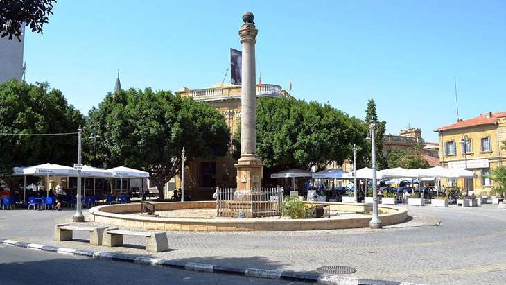 Венецианская колонна в Никоссие