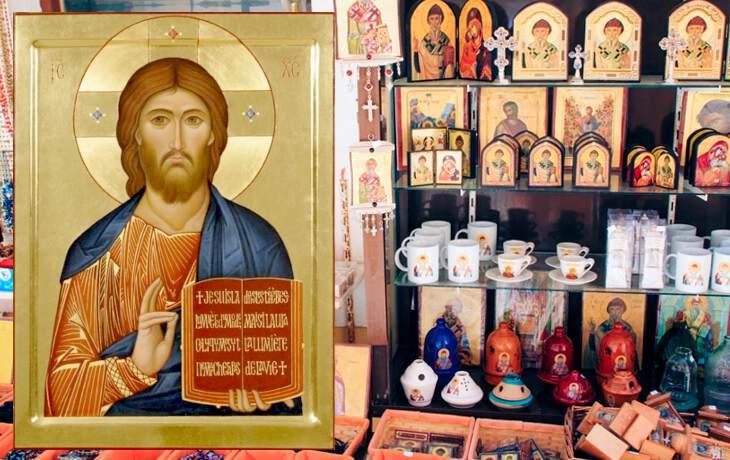 кипрские иконы ручной работы