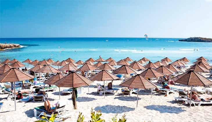 Популярный Nissi Beach