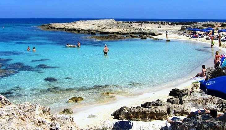 Macronissos Beach Ayia Napa