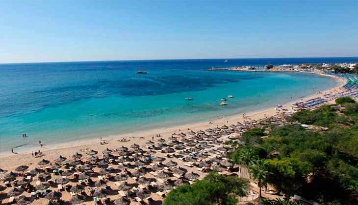 Полоса пляжей Гришн Бэй