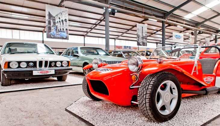 Музей исторических и классических автомобилей