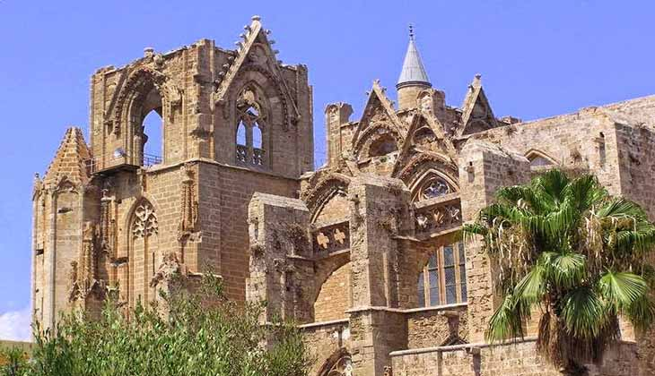 уникальный Лимассольский замок
