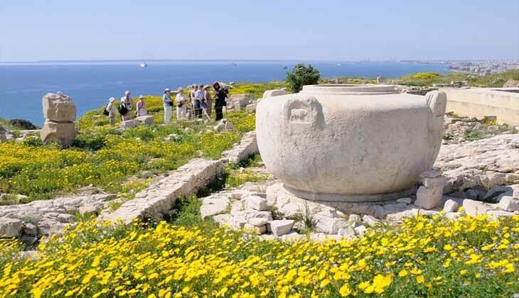 древний город Амантус