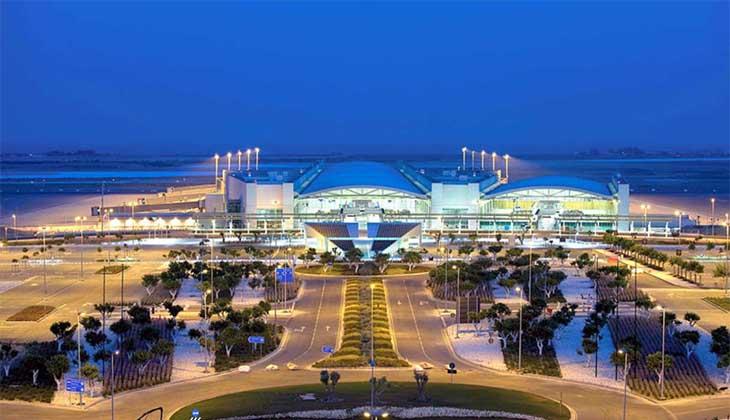 Ларнакский аэропорт на Кипре