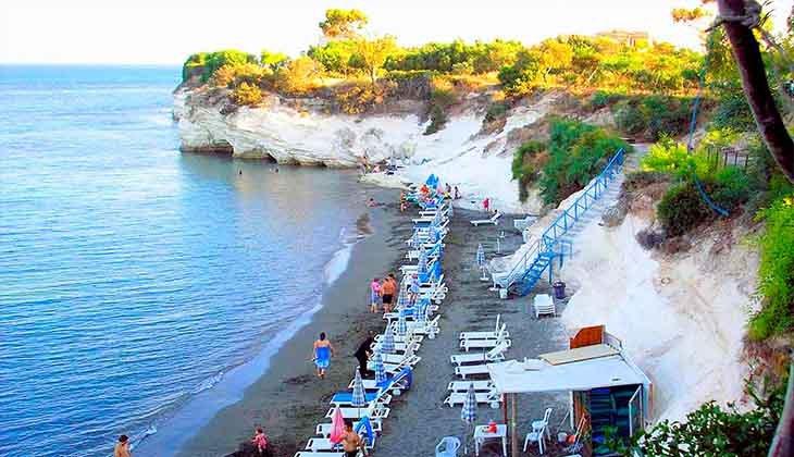Губернаторский пляж Лимассол пляжи Лимассола Популярные пляжи Лимассола limassol beach6