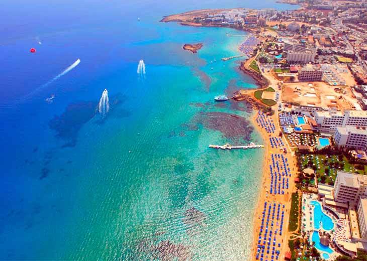 ноябрьский отдых на Кипре
