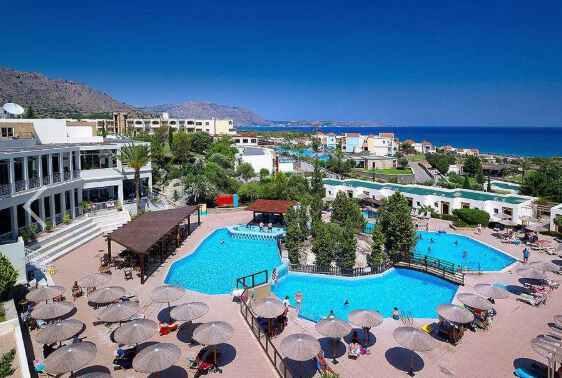 отели 4* в Греции