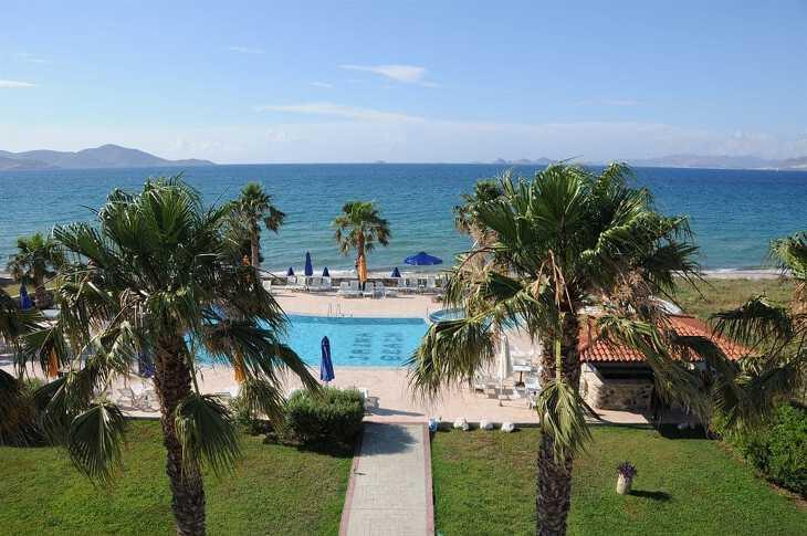 Кос острова Греции 15 лучших островов Греции для отдыха kos