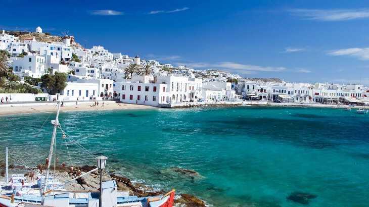 Миконос острова Греции 15 лучших островов Греции для отдыха mik 1