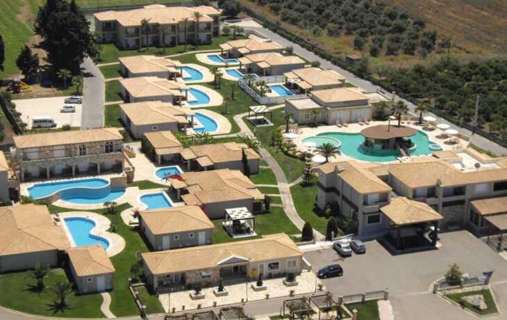 отель Olympia Golden Beach Resort Отдых в Греции  2019 Отдых в Греции в 2019 году: лучшие курорты и отели olim