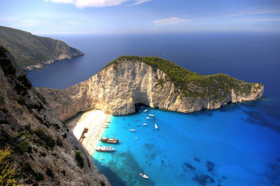 Закинф острова Греции 15 лучших островов Греции для отдыха ostrov zakinf 1