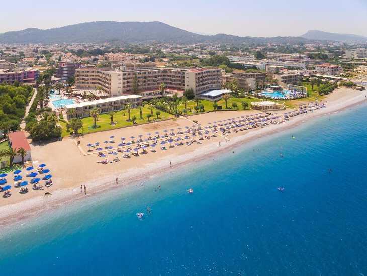 Родос острова Греции 15 лучших островов Греции для отдыха rodos