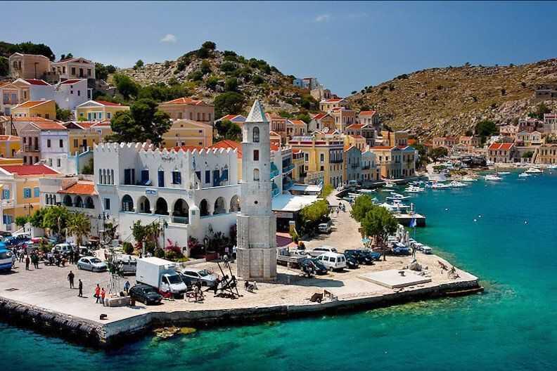 Сими острова Греции 15 лучших островов Греции для отдыха simi