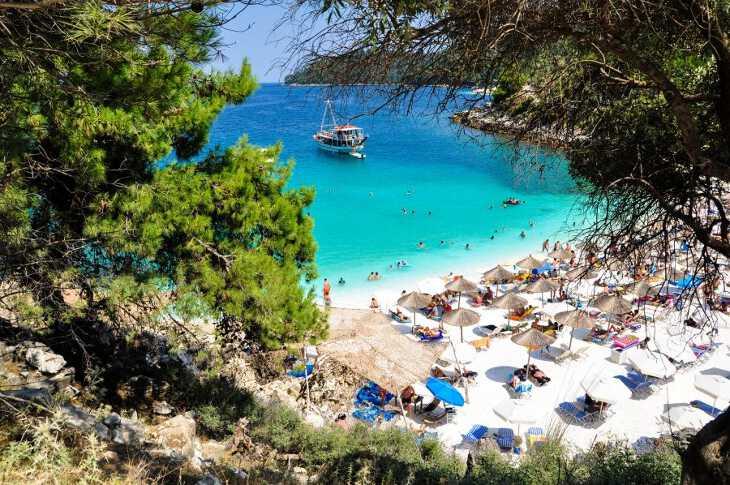 Тасос острова Греции 15 лучших островов Греции для отдыха tas
