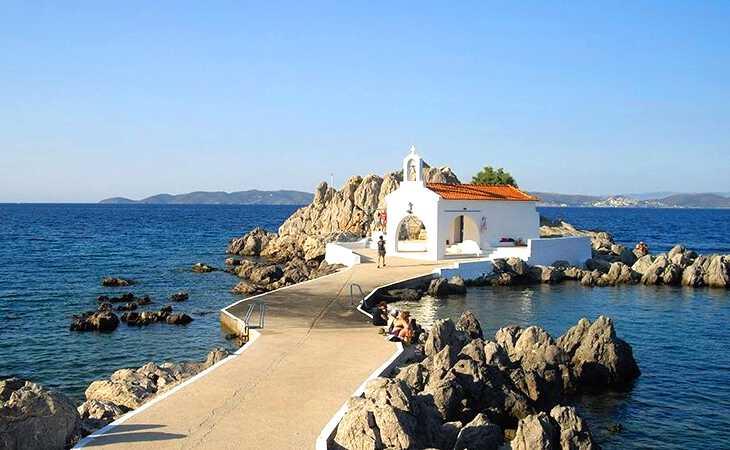 остров Хиос в Греции острова Греции 15 лучших островов Греции для отдыха chios