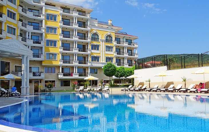 отдых в отеле Болгарии