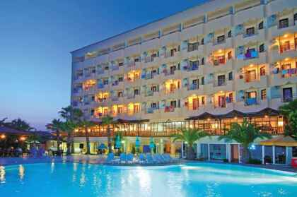 отель Anitas