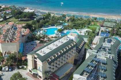 отель Iz Flower Side Beach