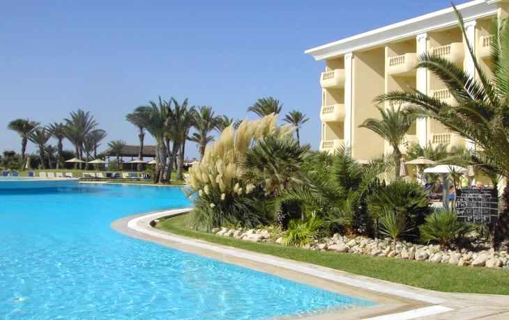отель 5 звезд в Тунисе