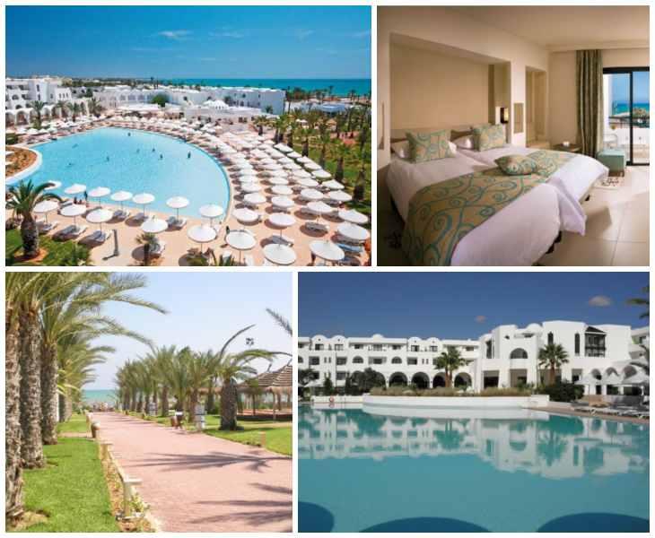отель Sentido Palm Azur