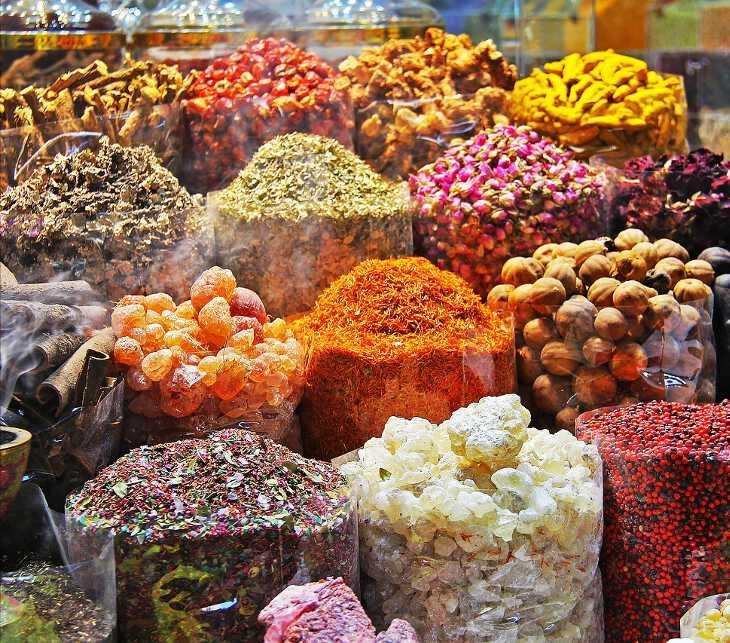 специи и сладости сувениры тунис что купить тунис что смотреть тунис Что привезти из Туниса: сувениры, одежда и еда gift7