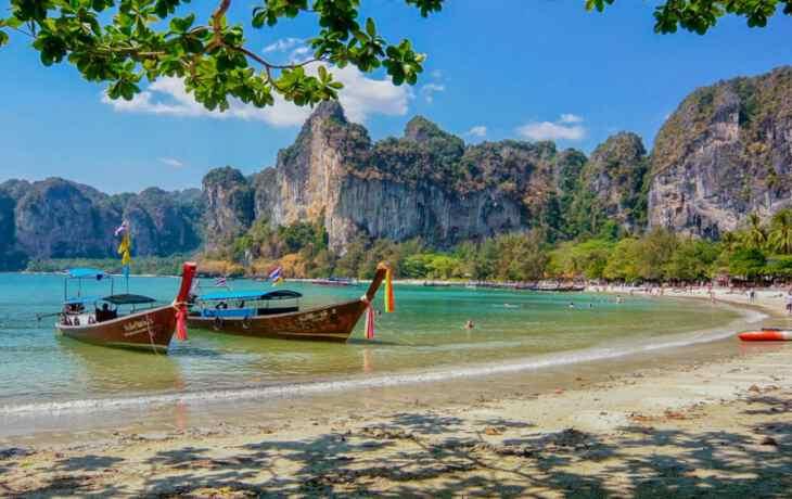 Новый год 2020 в Таиланде
