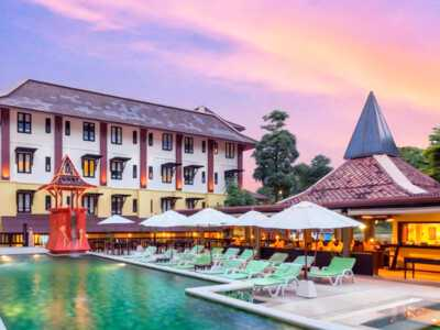 The Phulin Resort отель