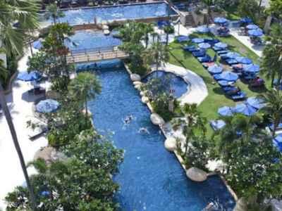 Jomtien Palm Beach отель