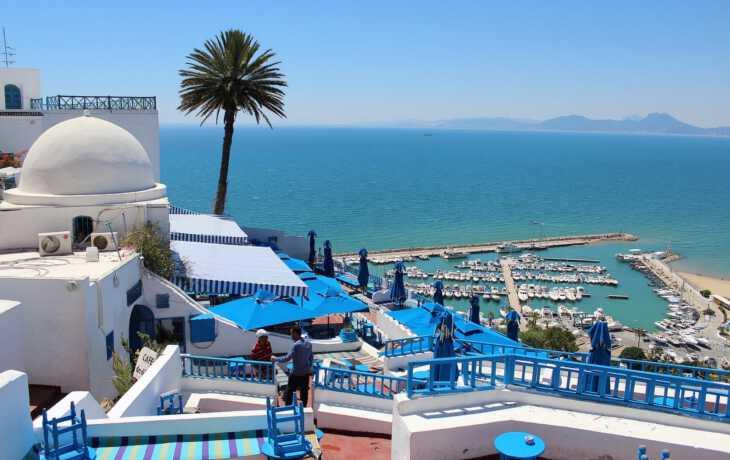 Новый год 2020 в Тунисе