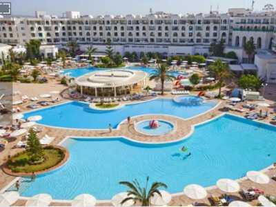 отель Туниса на Новый год