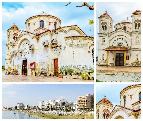 Церковь Агния Фанеромени