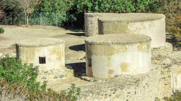 древнее поселение Хирокития