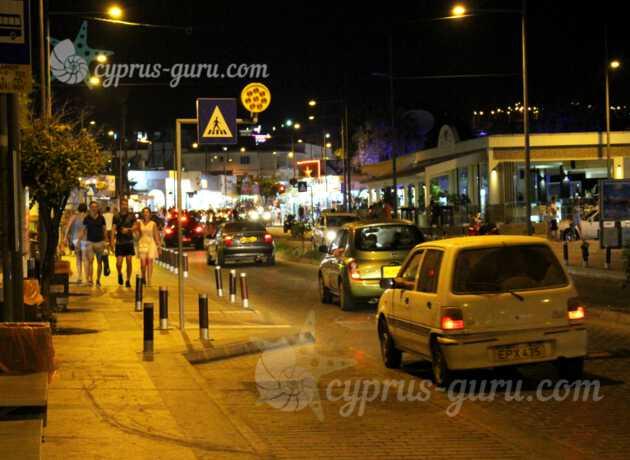 улица Айя-Напа