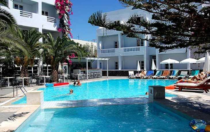 отель Afroditi Venus Beach Отдых в Греции  2019 Отдых в Греции в 2019 году: лучшие курорты и отели o3