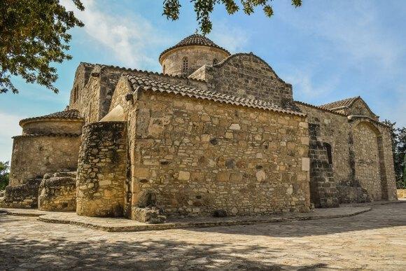Церковь Ангелоктисти Ларнака 35 интересных достопримечательностей Ларнаки angel